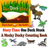 Preschool One Duck Stuck Story Time Lesson
