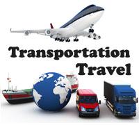 Transportation and travel activities preschool and kindergarten