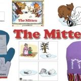 Preschool The Mitten Story Crafts, Activities, and Printables