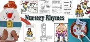 Preschool and Kindergarten Nursery Rhymes activities and crafts